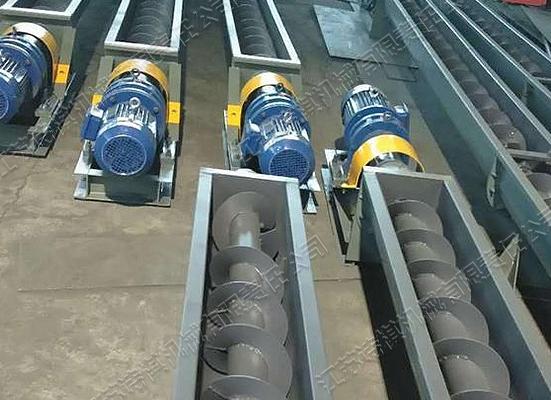 U型螺旋输送机厂家