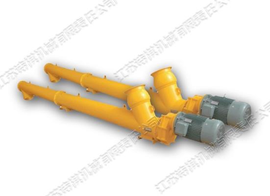 水泥管式螺旋输送机