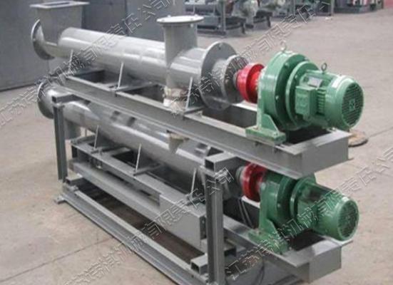 大型管式螺旋输送机